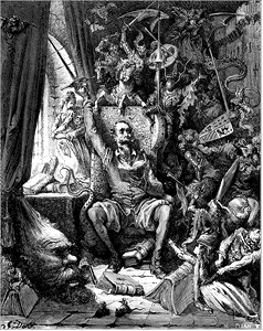 Don Quijote, Gustave Doré
